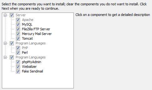 xampp_components