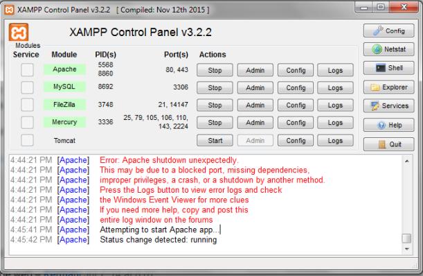 xampp_controlpanel